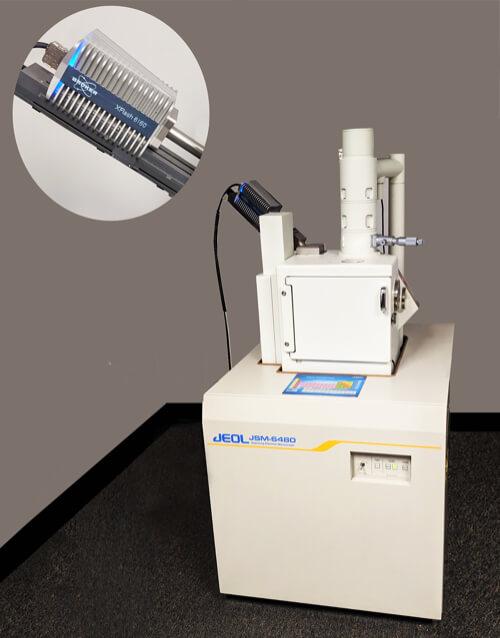 Energy Dispersive X-ray Spectroscopy